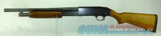 Mossberg 500, 12ga., riot shotgun  Guns > Shotguns > Mossberg Shotguns > Pump > Tactical