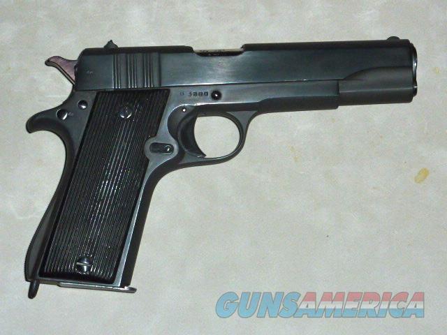 Ballester Molina 1911, .45 acp  Guns > Pistols > 1911 Pistol Copies (non-Colt)
