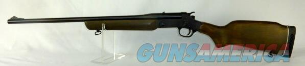 Harrington and Richardson M-SB2-208 Handi rifle .308  Guns > Rifles > Harrington & Richardson Rifles