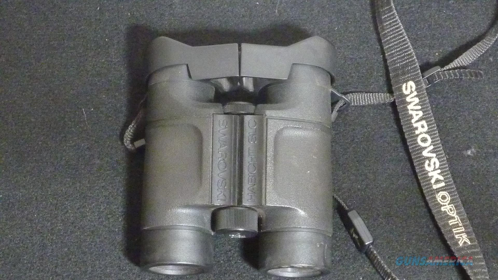 Swarovski 8x30 WB binoculars  Non-Guns > Scopes/Mounts/Rings & Optics > Non-Scope Optics > Binoculars