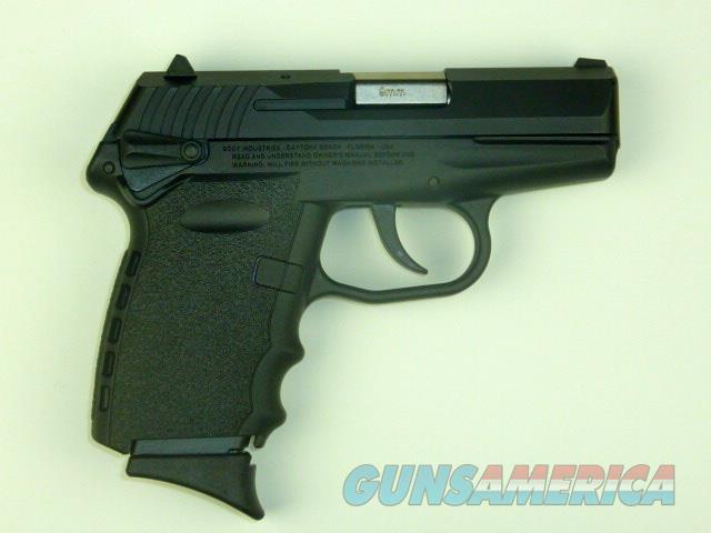 SCCY pistol, 9mm NIB  Guns > Pistols > SCCY Pistols > CPX1