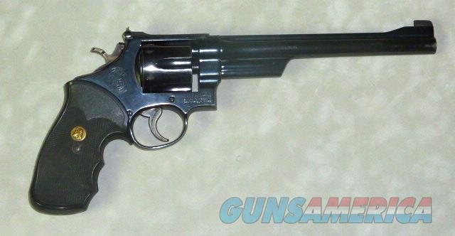 "Smith & Wesson M-27-2, .357 mag., 8 3/8"" barrel  Guns > Pistols > Smith & Wesson Revolvers > Full Frame Revolver"