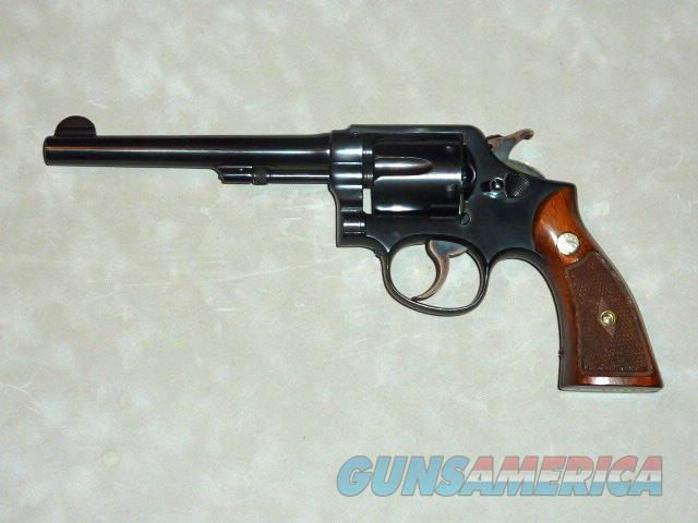 Smith & Wesson M&P, 3rd model, .38 spec.  Guns > Pistols > Smith & Wesson Revolvers > Med. Frame ( K/L )
