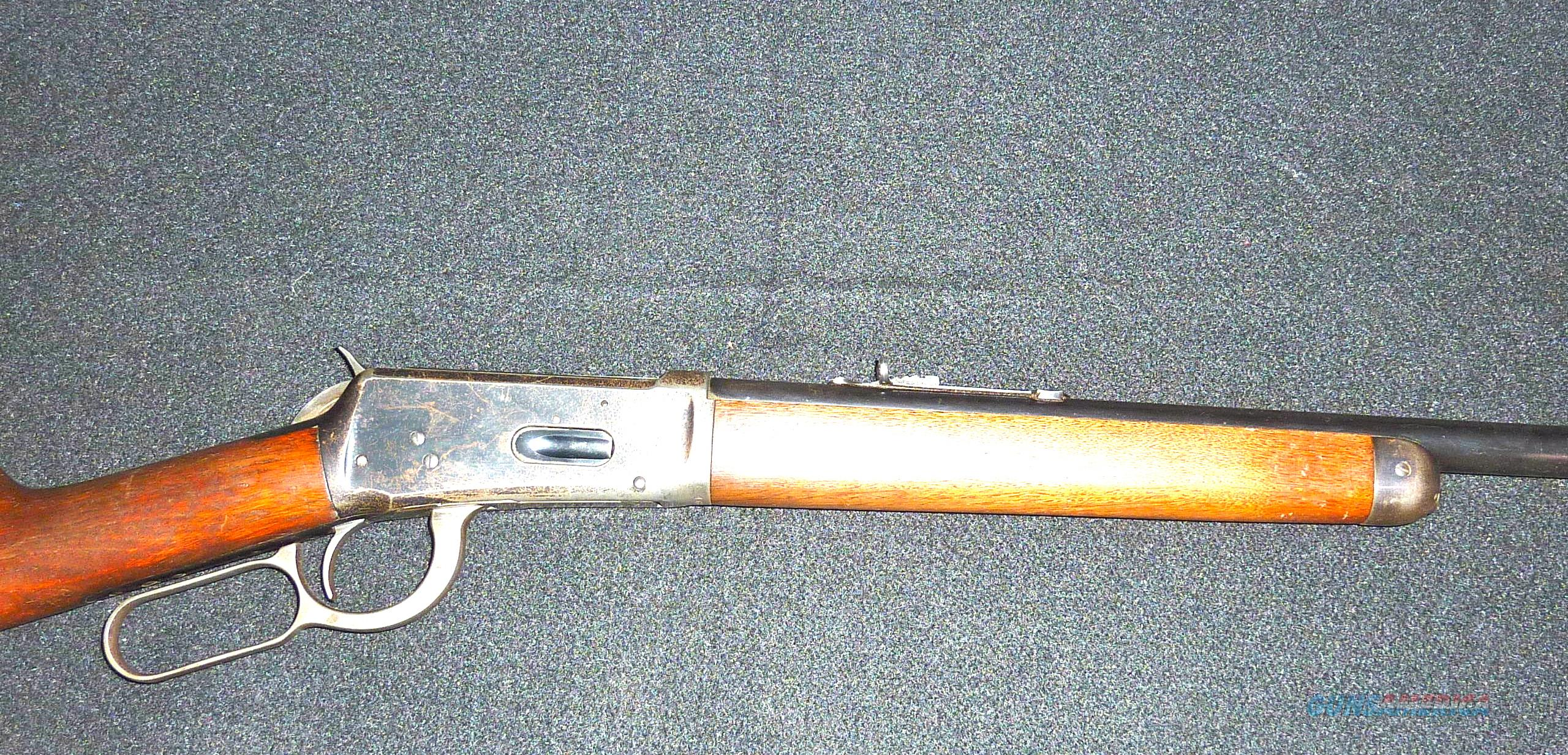 Winchester 1894, .32 special  Guns > Rifles > Winchester Rifles - Modern Lever > Model 94 > Pre-64