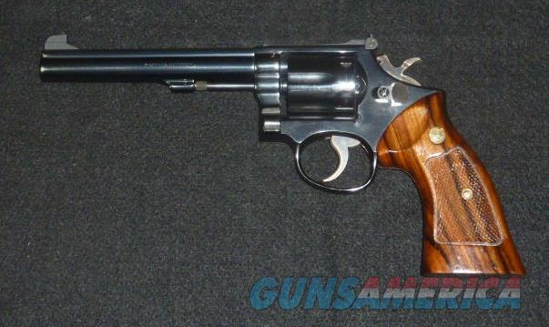 Smith & Wesson M-14-3, .38 spec.   Guns > Pistols > Smith & Wesson Revolvers > Med. Frame ( K/L )