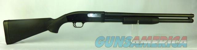 Mossberg Maverick M-88, 12ga., riot shotgun  Guns > Shotguns > Mossberg Shotguns > Pump > Tactical