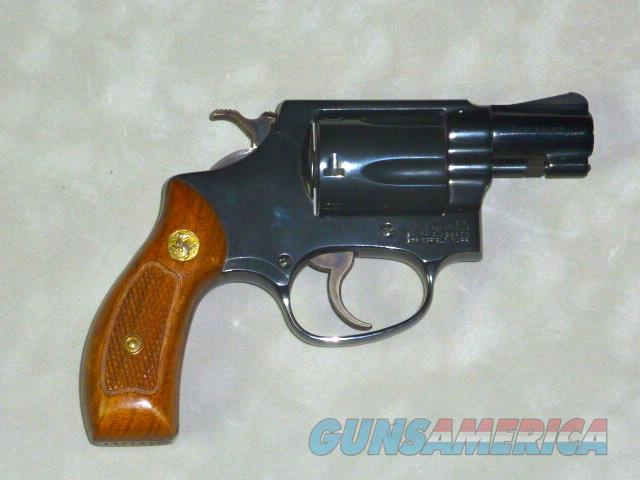 Smith & Wesson M-36, .38 spec.  Guns > Pistols > Smith & Wesson Revolvers > Small Frame ( J )