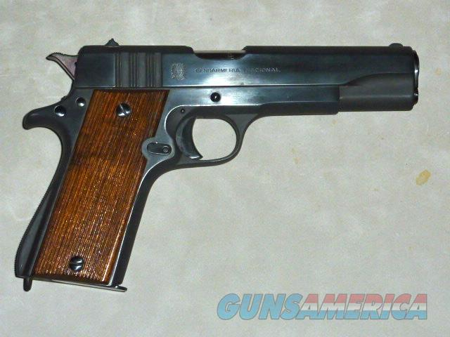 Ballester Molina 1911, .45 acp, Argentine National Police issue  Guns > Pistols > 1911 Pistol Copies (non-Colt)