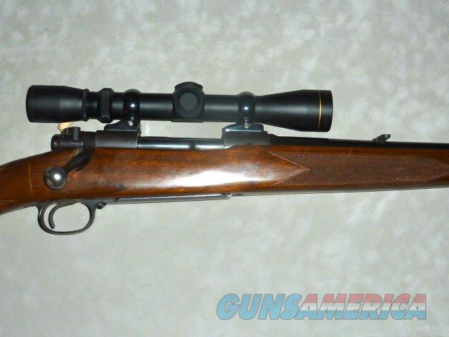 Winchester pre-64 M-70, .243 Win.  Guns > Rifles > Winchester Rifles - Modern Bolt/Auto/Single > Model 70 > Pre-64
