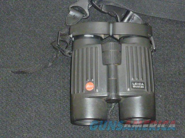 Leica 10x42 Trinovid binoculars  Non-Guns > Scopes/Mounts/Rings & Optics > Non-Scope Optics > Binoculars