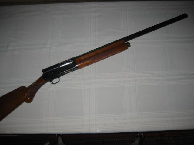 Browning A-5 Magnum  Guns > Shotguns > Browning Shotguns > Autoloaders > Hunting
