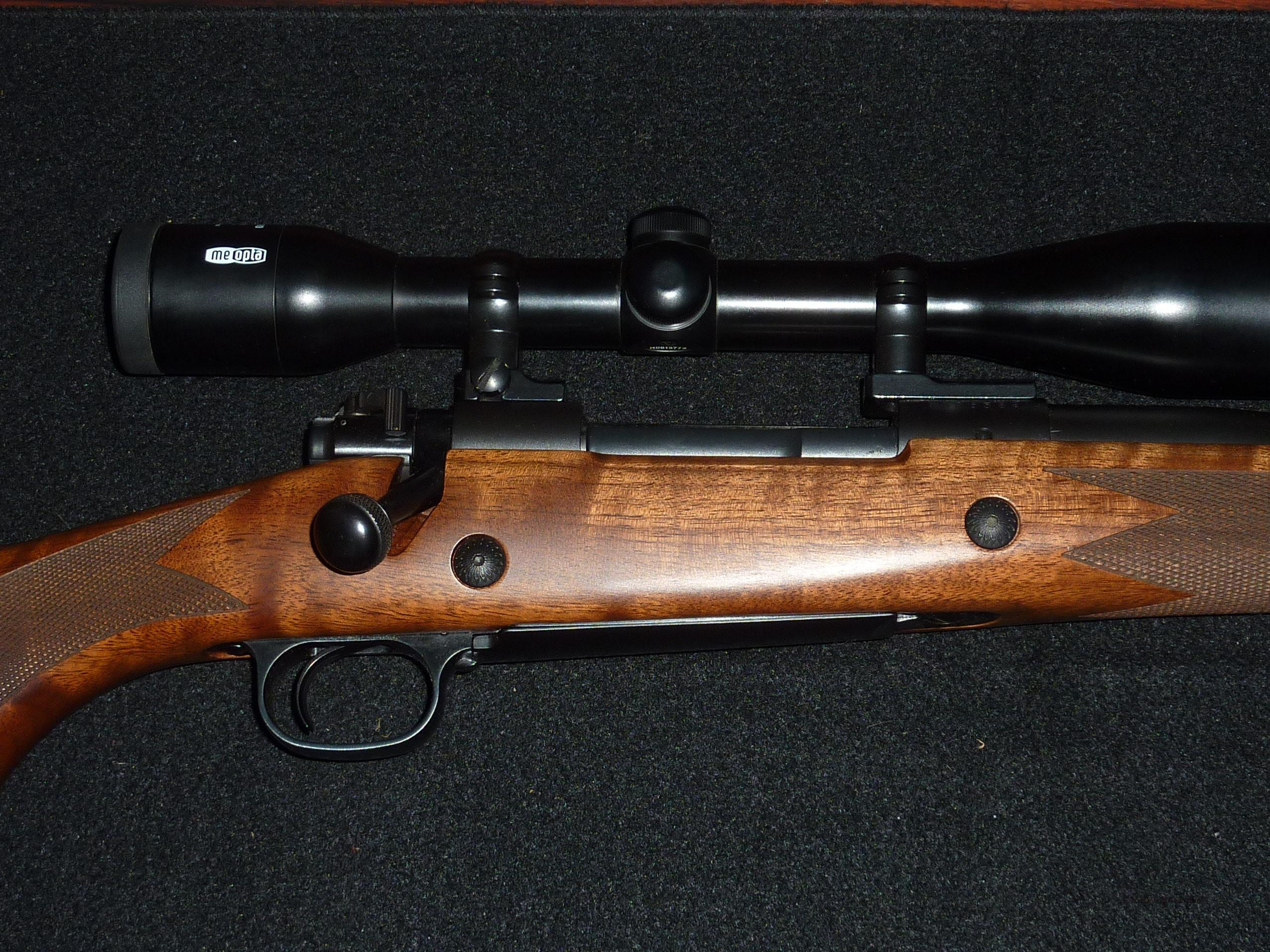 Winchester Model 70 Safari Express, .375 H&H  Guns > Rifles > Winchester Rifles - Modern Bolt/Auto/Single > Model 70 > Post-64