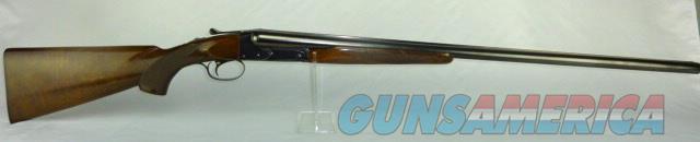Winchester M-21, 12 ga.  Guns > Shotguns > Winchester Shotguns - Modern > SxS