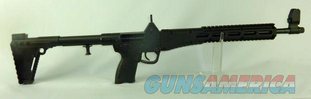 Keltec SUB-2K9-GLK 17  9mm. folding stock carbine  17 rd. mag  Guns > Rifles > Kel-Tec Rifles