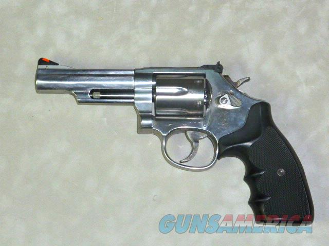Smith & Wesson M-66-6, .357 mag.   Guns > Pistols > Smith & Wesson Revolvers > Med. Frame ( K/L )