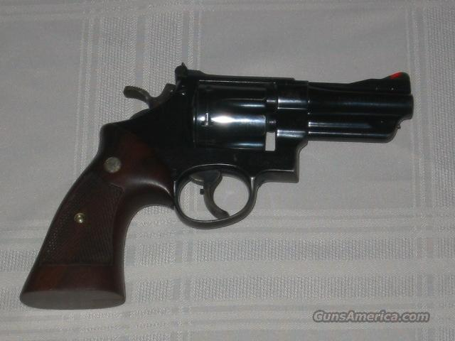 Smith & Wesson pre-27  Guns > Pistols > Smith & Wesson Revolvers > Full Frame Revolver