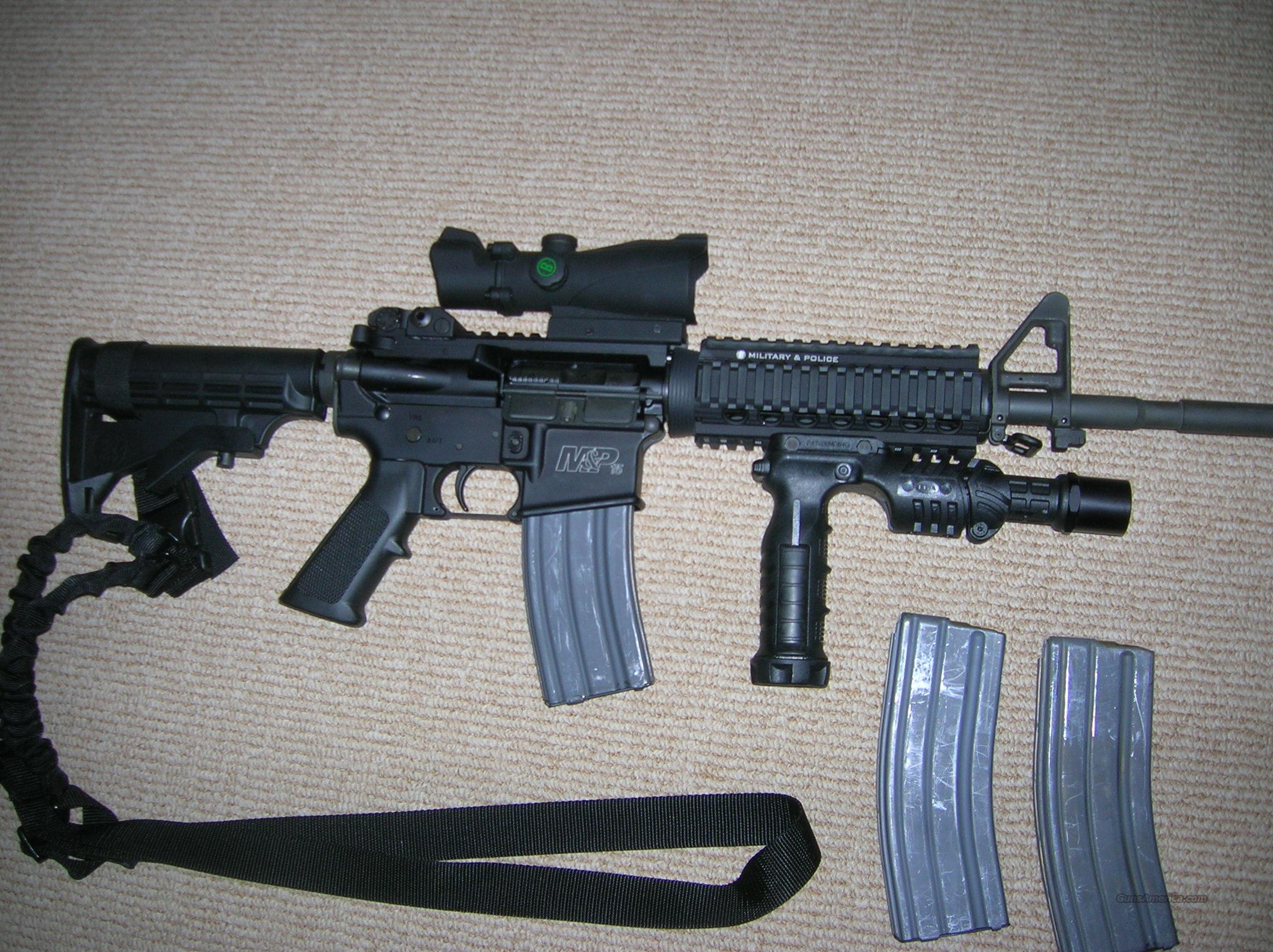 AR-15 S&W M&P15X Complete Tactical Package!  Guns > Rifles > AR-15 Rifles - Small Manufacturers > Complete Rifle