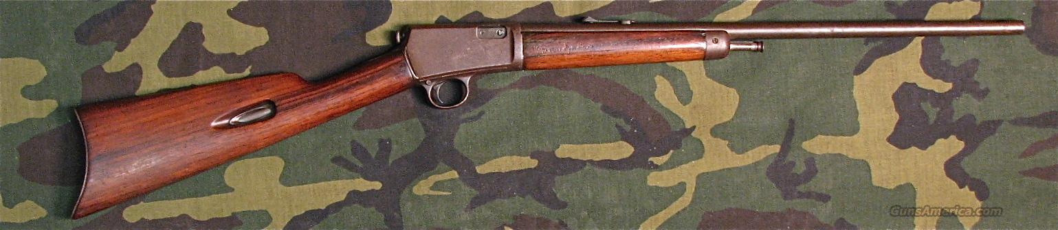 WInchester 1903 22cal. Automatic  Guns > Rifles > Winchester Rifles - Modern Bolt/Auto/Single > Autoloaders