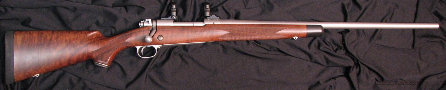 Winchester Model 70 Custom Shop  Guns > Rifles > Winchester Rifles - Modern Bolt/Auto/Single > Model 70 > Post-64