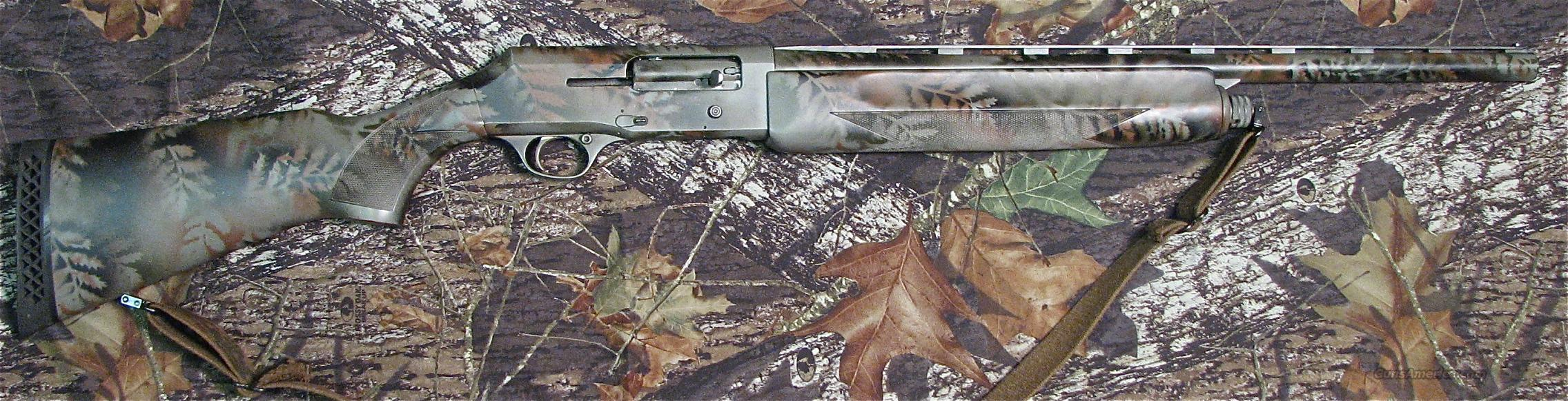 Custom Browning B80 20ga Turkey Gun  Guns > Shotguns > Browning Shotguns > Autoloaders > Hunting