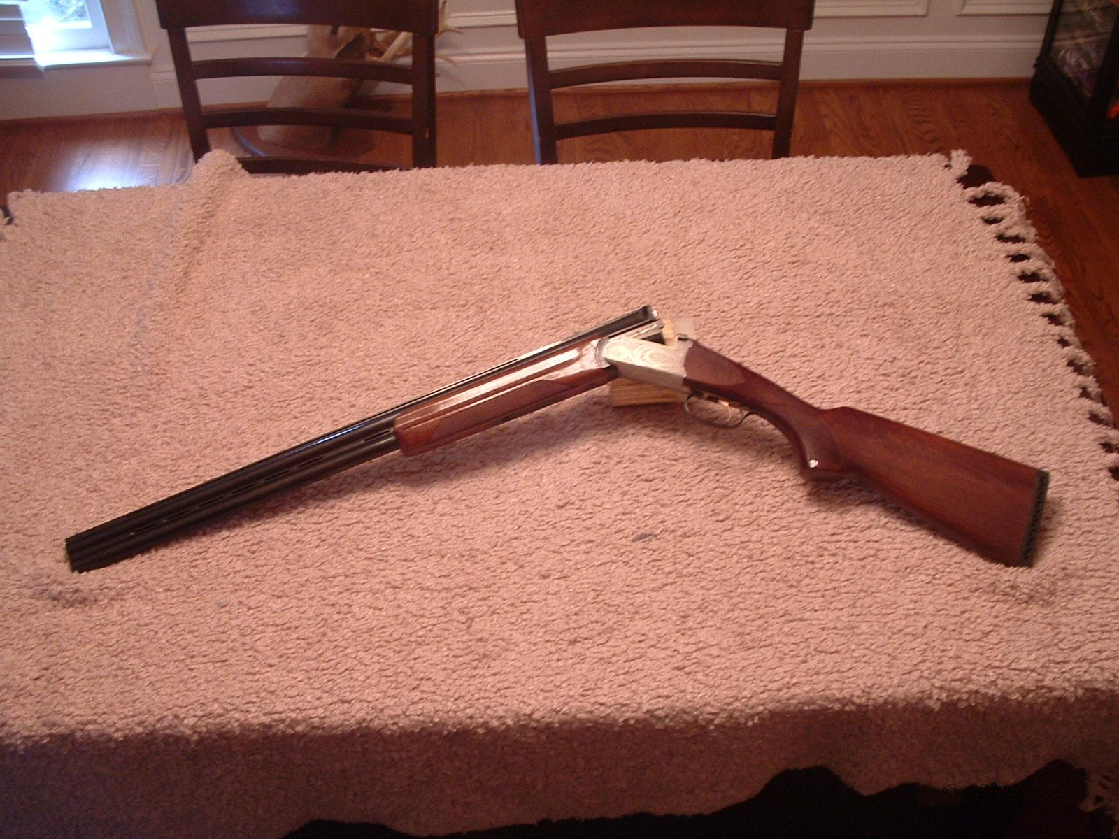 American Arms Silver 1 Made in Italy  Guns > Shotguns > American Arms Shotguns