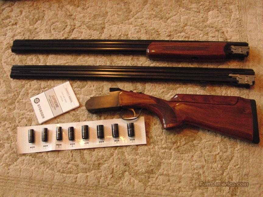 Stoeger Condor Competition Combo 12ga and 20ga  Guns > Shotguns > Stoeger Shotguns