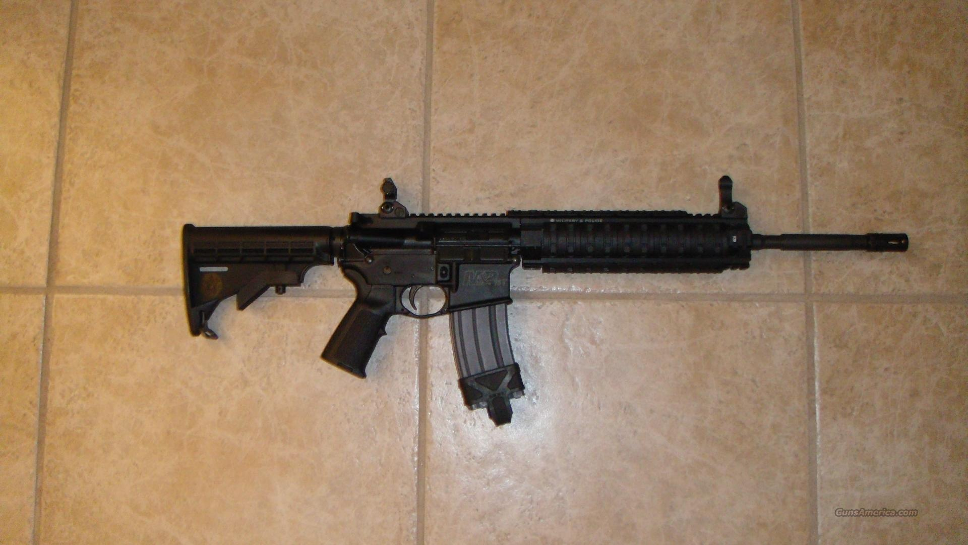 Smith & Wesson M&P15 Tactical AR-15  Guns > Rifles > Smith & Wesson Rifles > M&P