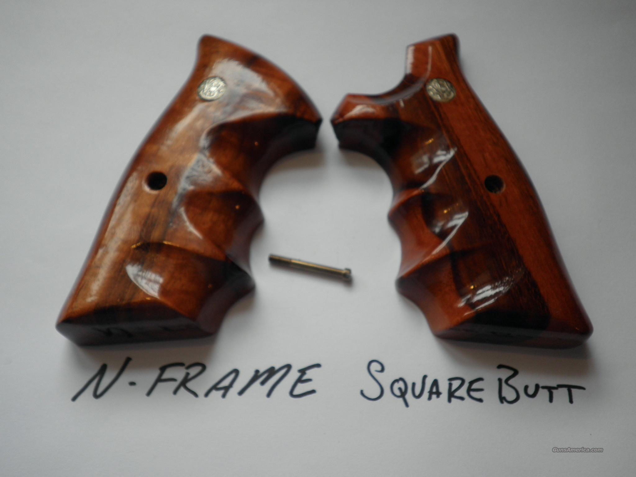 S Amp W N Frame Combat Grips For Sale