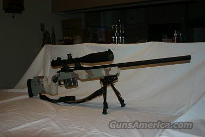 300 Win Mag Sniper Rifle  Guns > Rifles > Tactical/Sniper Rifles
