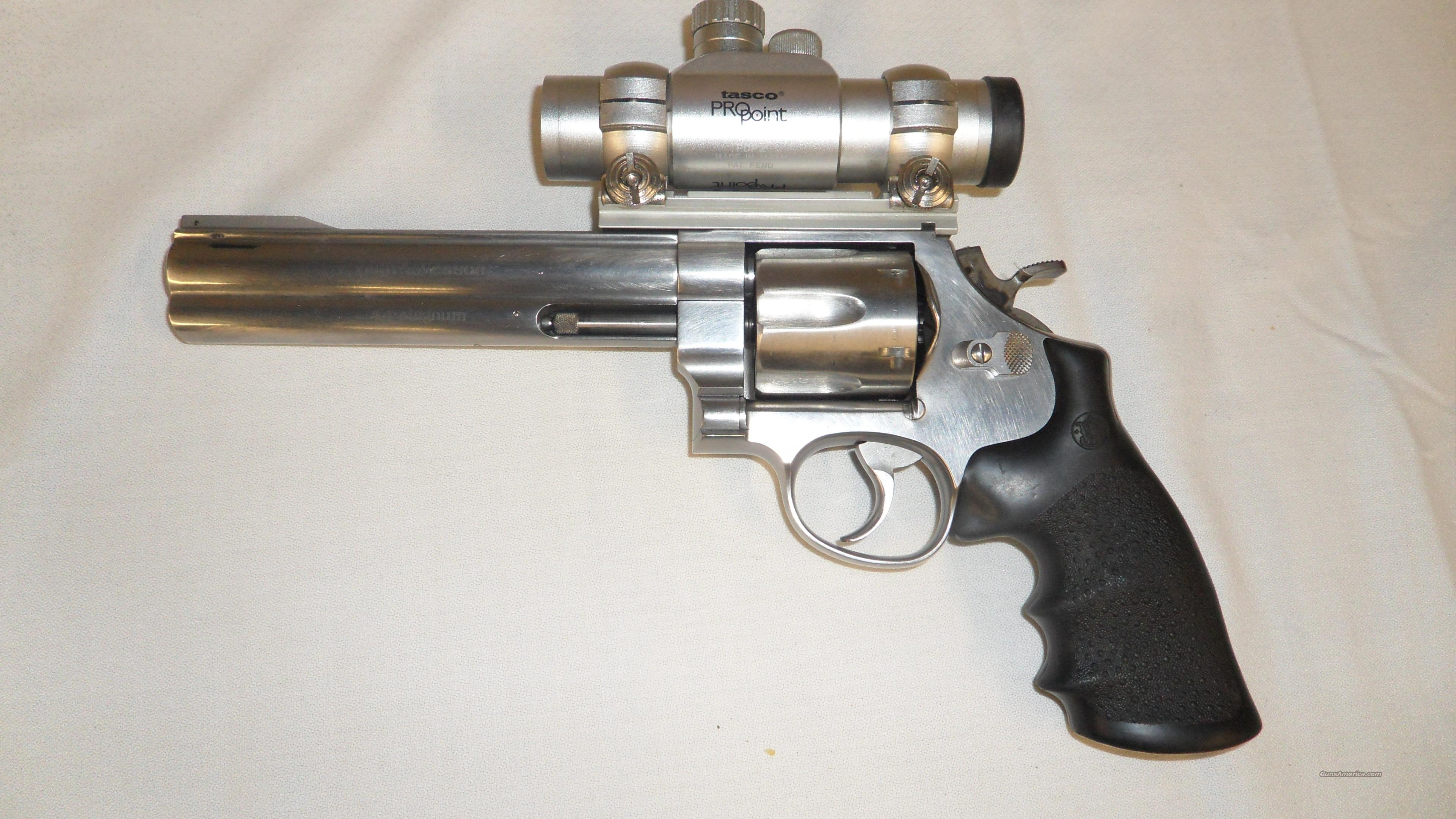 MOD. 629 SMITH & WESSON 44 MAG  Guns > Pistols > Smith & Wesson Revolvers > Model 629