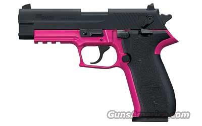 SIG MOSQUITO 22LR PINK  Guns > Pistols > Sig - Sauer/Sigarms Pistols > Mosquito