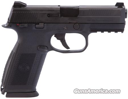 FNH FNS-9 .40 Smith & Wesson  Guns > Pistols > FNH - Fabrique Nationale (FN) Pistols > FNP