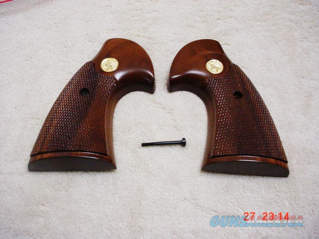 Colt Python Gen II and Gen III  Original  New Old Stock   Non-Guns > Gunstocks, Grips & Wood