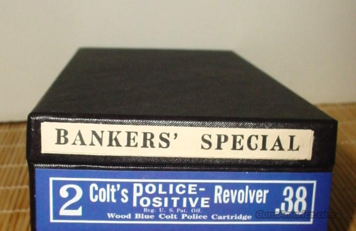 Colt Bankers Special Box   Non-Guns > Gun Cases