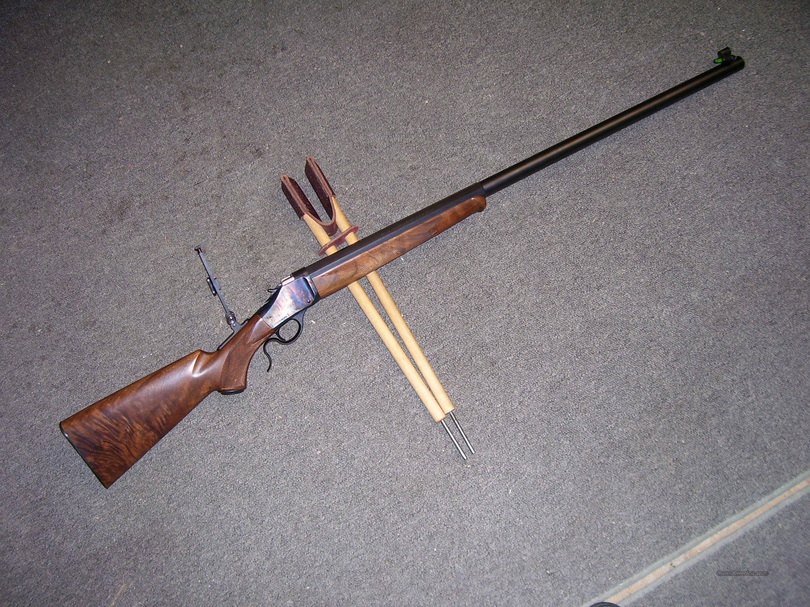 Browning 1885 BPCR  Guns > Rifles > Browning Rifles > Singe Shot