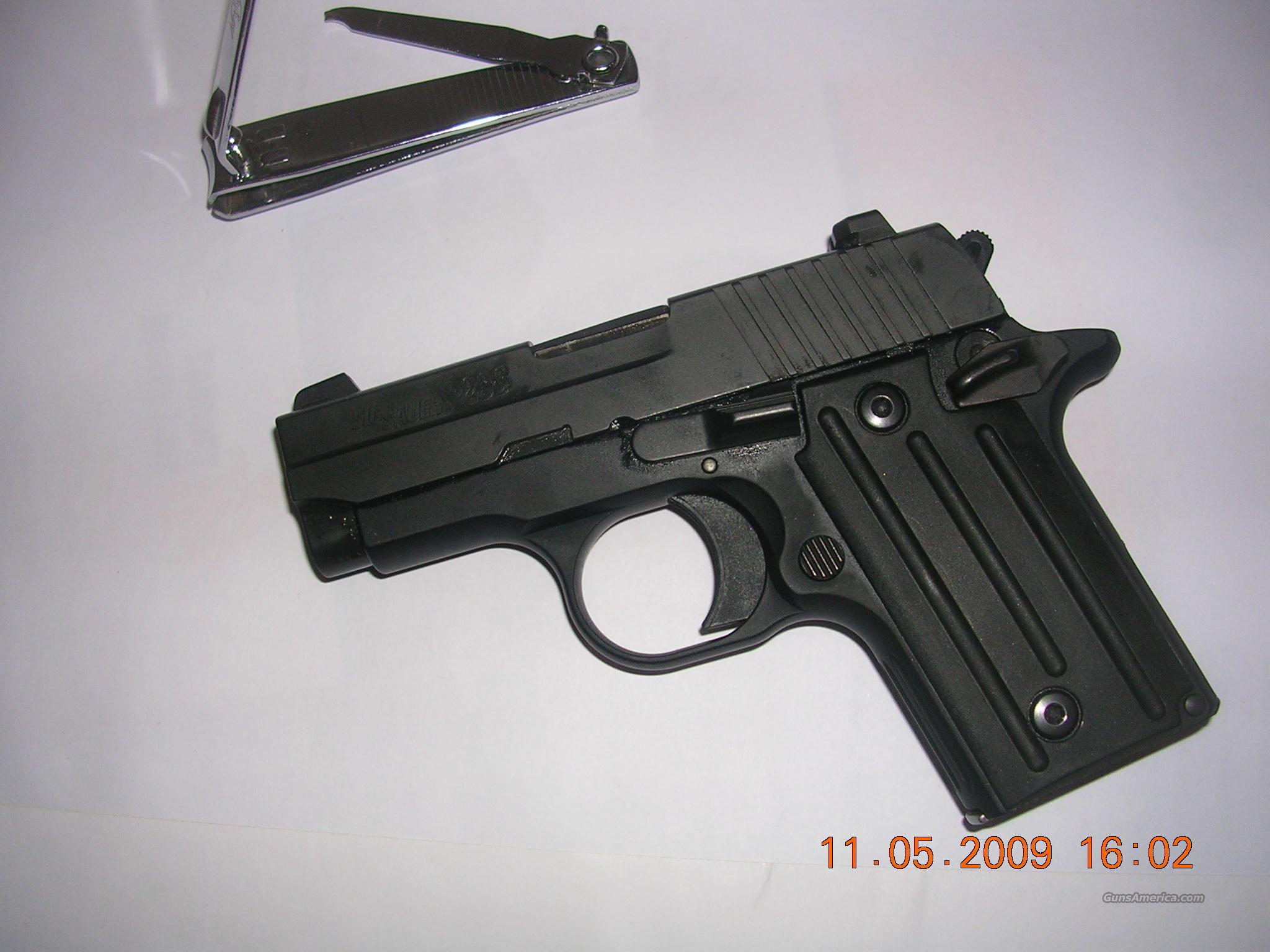 SIG'S NEWEST .380ACP AS NEW  Guns > Pistols > Sig - Sauer/Sigarms Pistols > Other