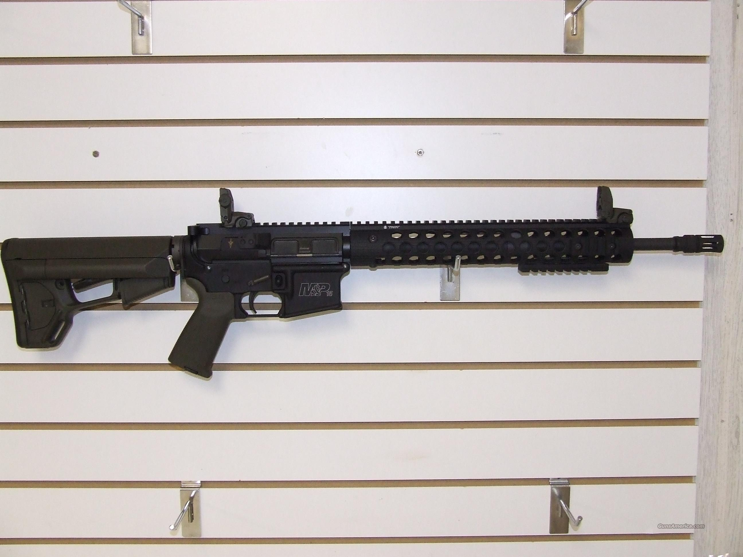 S&W M&P/ FCF BUILD  Guns > Rifles > AR-15 Rifles - Small Manufacturers > Complete Rifle
