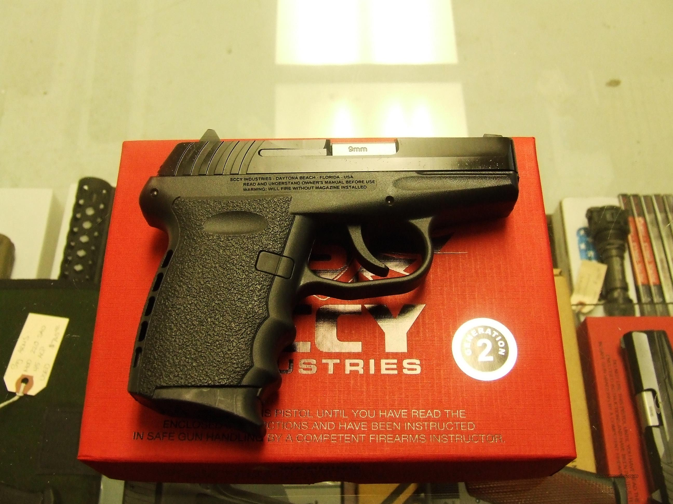 sccy industries 9mm  Guns > Pistols > A Misc Pistols