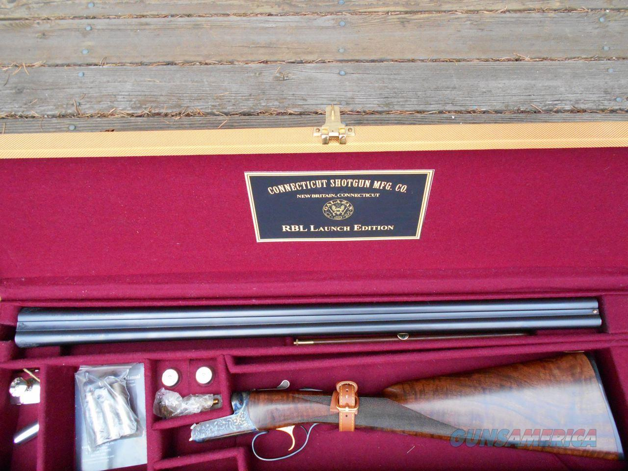 Connecticut Arms (Galazan) 20g RBL shotgun  Guns > Shotguns > Connecticut (Galazan) Shotguns