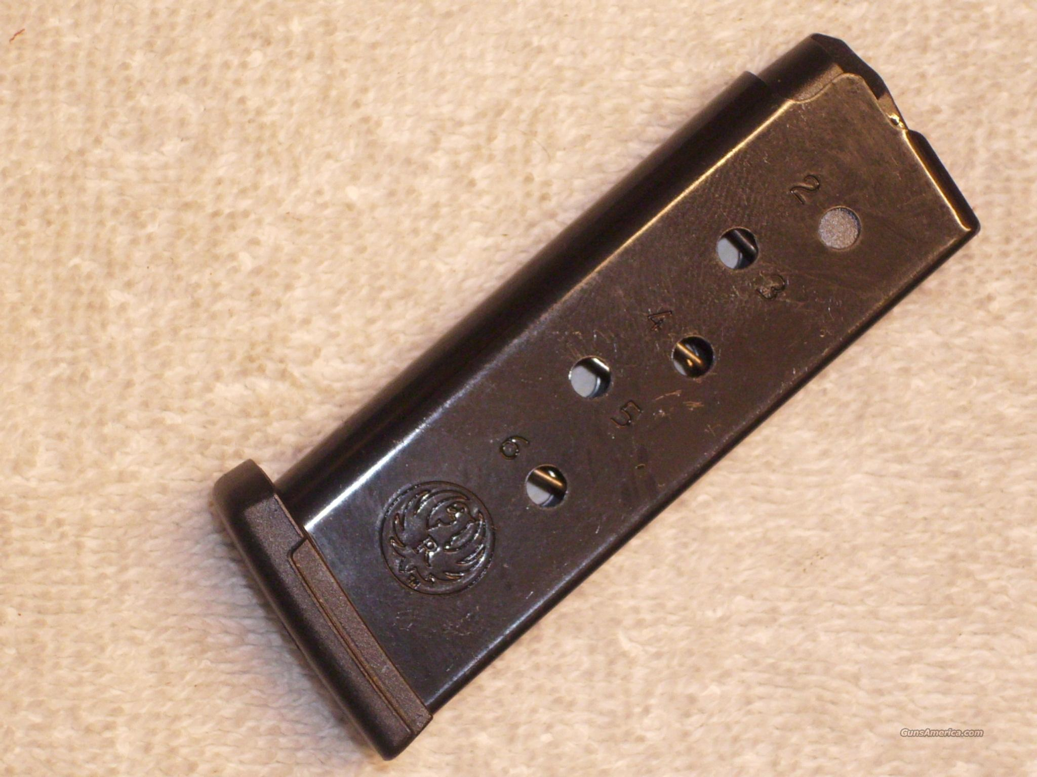 RUGER LCP .380 MAGAZINE 6 SHOT  Non-Guns > Magazines & Clips > Pistol Magazines > Other