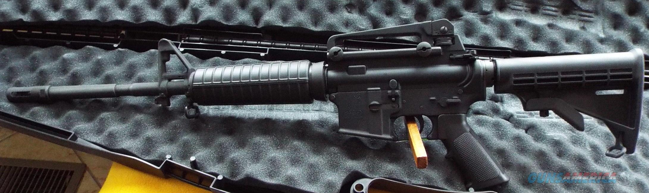 Bushmaster M4 A3 AR15 Carbine  6.8 SPC cal.  New!     LAYAWAY OPTION  Guns > Rifles > Bushmaster Rifles > Complete Rifles