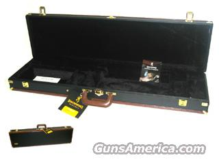Browning Single BBL Fitted Hard Case  NEW!  Non-Guns > Gun Cases