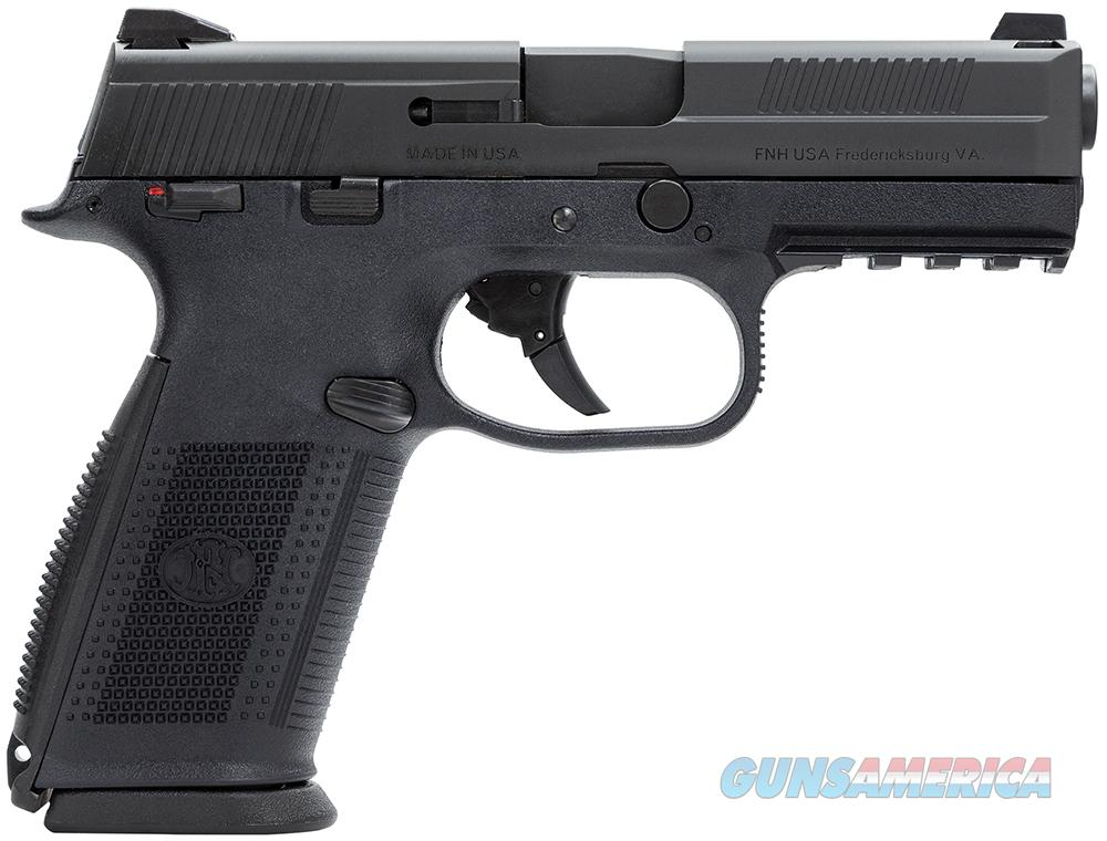 FN FNH FNS-40 Black w/ Night Sights & 3 Mags       40 S&W     New!       LAYAWAY OPTION     66942  Guns > Pistols > FNH - Fabrique Nationale (FN) Pistols > FNP