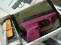 Limited Edition Ruger LCP Raspberry 380 ACP NEW!  Guns > Pistols > Ruger Semi-Auto Pistols > LCP