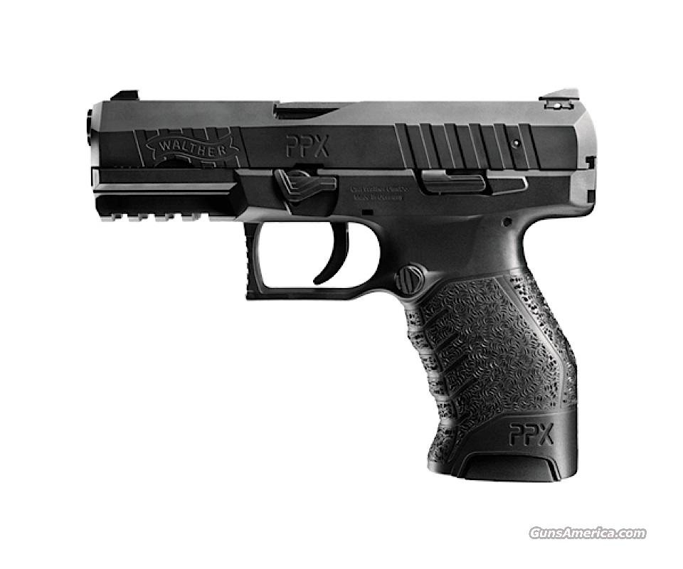 Walther PPX M1 Hi Cap Black  9mm   NEW!     LAYAWAY OPTION      2790025  Guns > Pistols > Walther Pistols > Post WWII > P99/PPQ