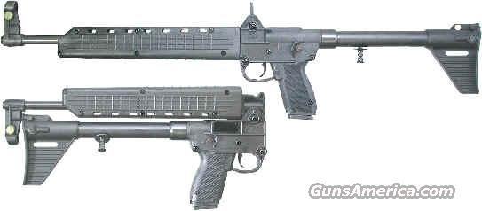 Kel-Tec SUB-2000 rifle 40 S&W Beretta Mags NEW!   Guns > Rifles > Kel-Tec Rifles