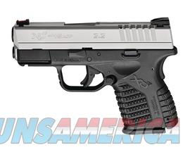 Springfield XDS Stainless Compact 45 ACP    New!     LAYAWAY OPTION     XDS93345S  Guns > Pistols > Springfield Armory Pistols > XD-S