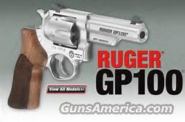Ruger GP100 MATCH CHAMPION     357 Mag.     New!     LAYAWAY OPTION     1754       KGP-141MCF  Guns > Pistols > Ruger Double Action Revolver > GP100