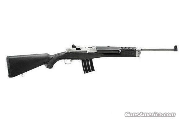 Ruger Mini-30 7.62x39 Stainless Syn HB 20 Round 5853  NEW!  Guns > Rifles > Ruger Rifles > Mini-14 Type