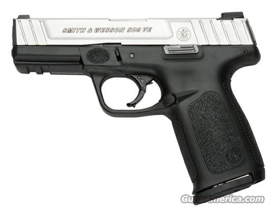S&W Smith & Wesson SD9 VE pistol 9mm  NEW!  Guns > Pistols > Smith & Wesson Pistols - Autos > Polymer Frame